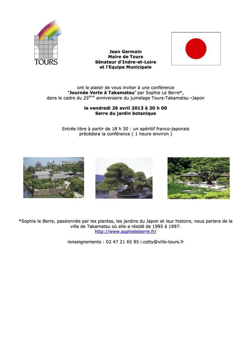 Invitation conférence S. Le Berre